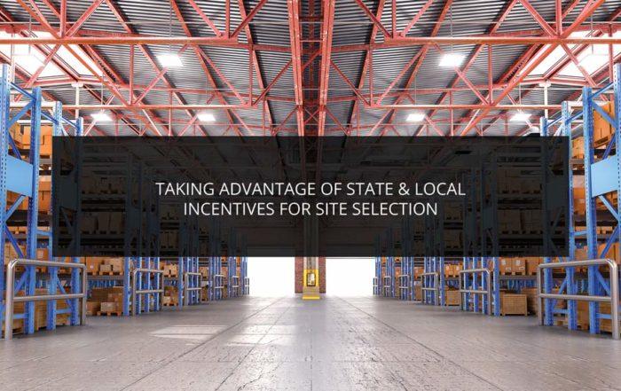 Phoenix Logistics   Taking Advantage of State & Local Incentives