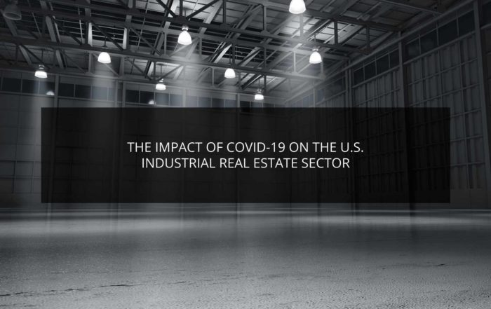 The Impact of COVID-19 on the U.S. Industrial Real Estate Sector | Phoenix Logistics