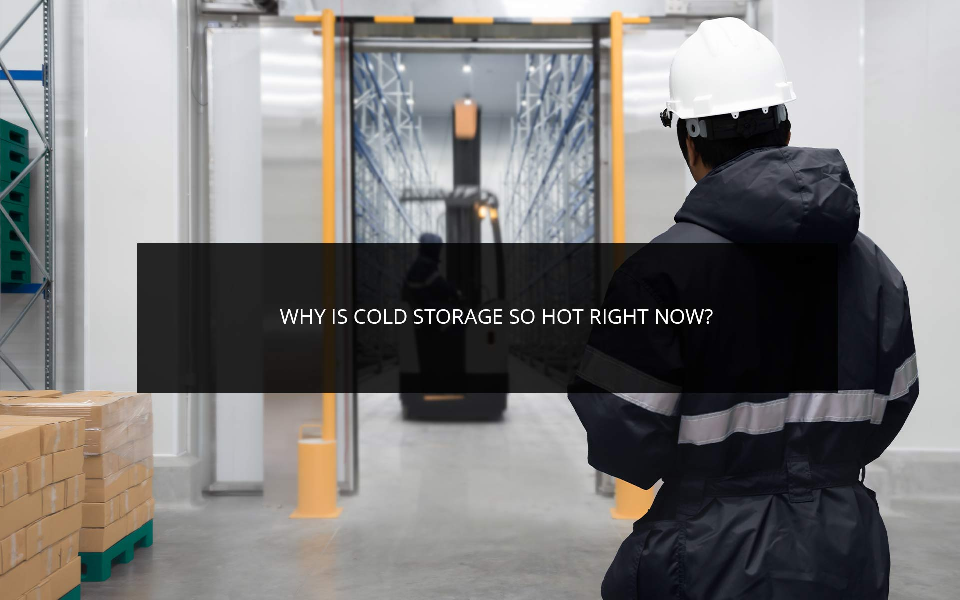 Why is Cold Storage So Hot Right Now?